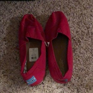 New Pink Women's Toms